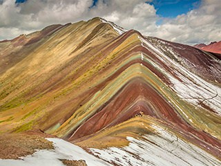 Rainbow Mountain.