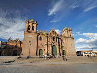 Arribo Cusco / PM City Tour.