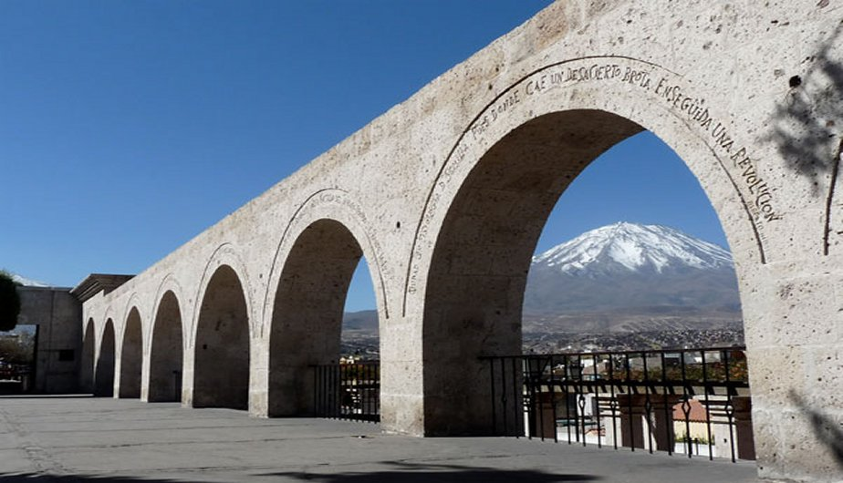 Arribo Arequipa /PM City Tour