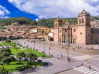 Arribo Cusco / PM City tour
