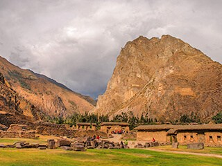 Valle Sagrado de los Incas.