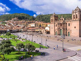 Arrive in Cusco / PM City tour.