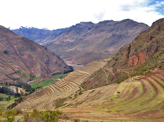 Valle Sagrado de los Incas –Aguas Calientes (Machupicchu).